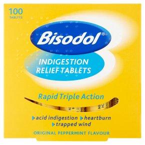 Bisodol tablets indigestion relief