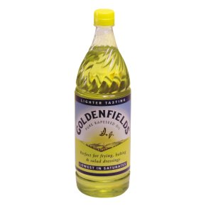 Goldenfields rapeseed oil