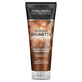 Brunette chocolate moisture conditioner