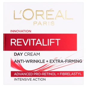 L'Oréal cream revitalift day