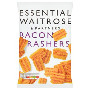 essential Waitrose bacon rashers