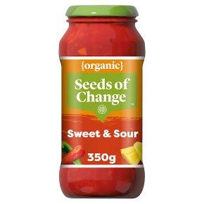 Seeds of Change organic Oriental sweet & sour sauce