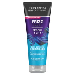 Frizz-ease curl around conditioner