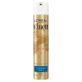 Elnett extra strength hairspray