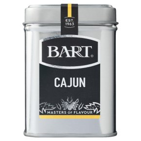 Bart cajun seasoning