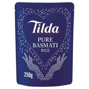 Tilda Pure Microwave Basmati Rice Classics