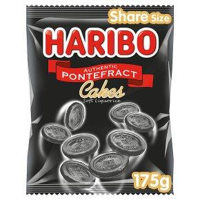 Haribo Pontefract cakes