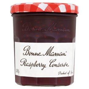 Bonne Maman raspberry conserve