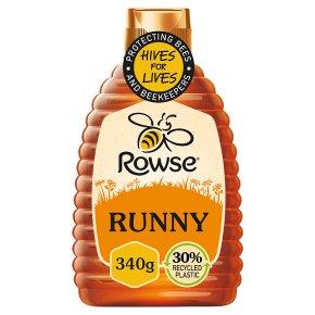 Rowse blossom honey