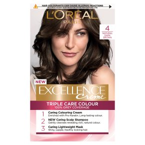 L'Oréal excellence natural dark brown