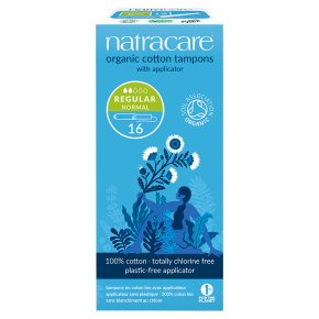 Natracare tampons regular