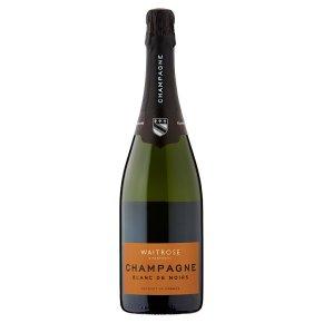 Waitrose Blanc de Noirs Champagne