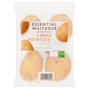 essential Large Baking Potatoes