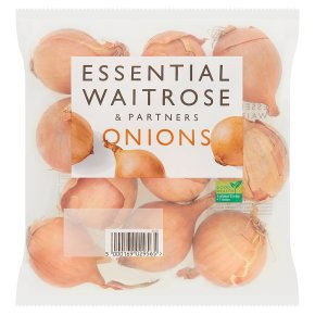 essential Waitrose onions