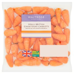 Waitrose Chantenay carrots