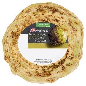 Waitrose celeriac