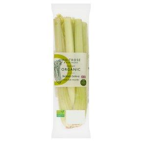Waitrose Duchy Organic celery