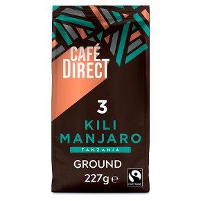 Cafédirect Fairtrade Kilimanjaro coffee