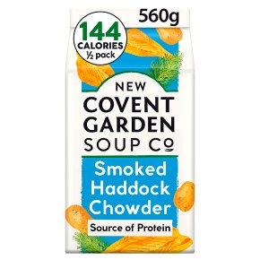 New Covent Garden Smoked Haddock Chowder Soup
