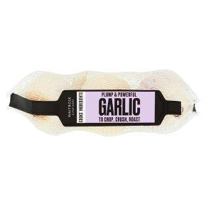 Waitrose Cooks' Ingredients garlic