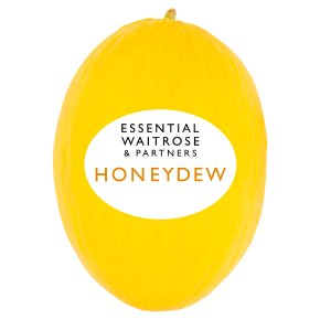 essential Waitrose extra sweet honeydew melon