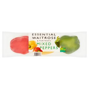 Essential Mixed Peppers