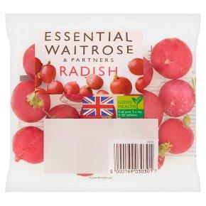 essential Waitrose radishes