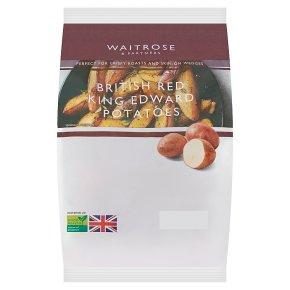 Red King Edward Potatoes