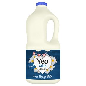Yeo Valley Whole Milk