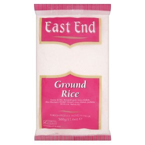 East End Ground Rice