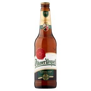 Pilsner Urquell Czech lager 500ml Single Bottle