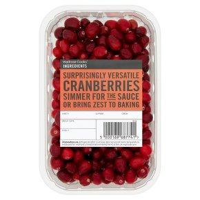 essential Waitrose cranberries