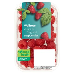 Waitrose Raspberries