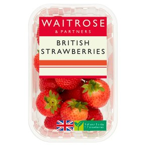 Waitrose British Strawberries