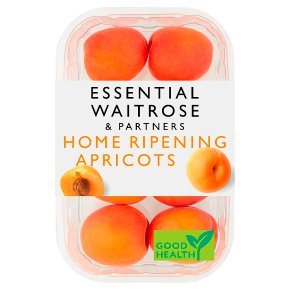 essential Waitrose home ripening apricots