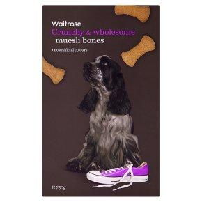 Waitrose special recipe muesli bones