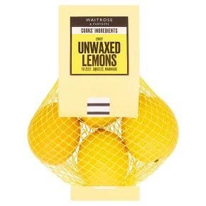 Cooks' Ingredients Lemons