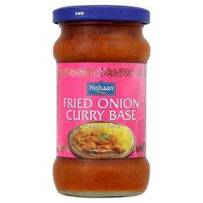 Nishaan fried onion curry base