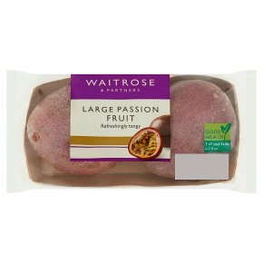 Waitrose Large Passion Fruit