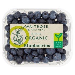 Waitrose DUCHY Blueberries