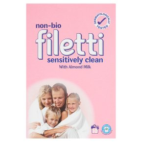Filetti powder sensitively clean 10 washes