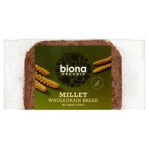 Biona Organic millet bread