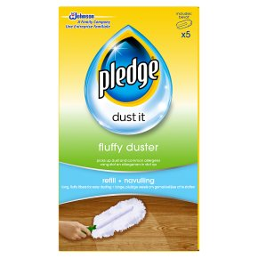 Pledge fluffy duster refills