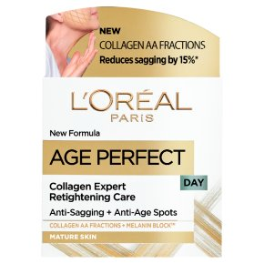 L'Oréal age perfect mature skin day
