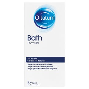 Oilatum bath formula