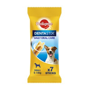 PEDIGREE DentaStix Daily Dental Chews Small Dog 7 Sticks
