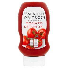 essential Waitrose tomato ketchup