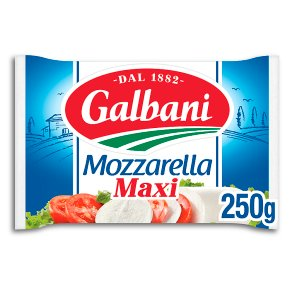 Galbani maxi (undrained weight - 390g)