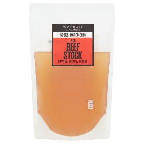 Waitrose Cooks' Ingredients beef stock