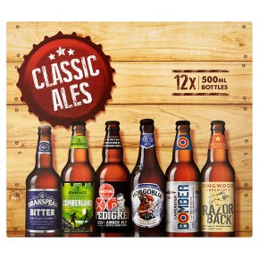 Classic Ales of England